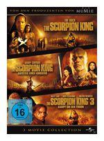 The Scorpion King - 3 Movie Collection DVD-Box (DVD) für 17,99 Euro