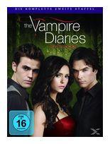 The Vampire Diaries - Die komplette 2. Staffel DVD-Box (DVD) für 14,99 Euro