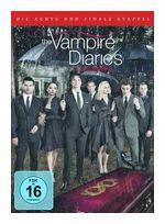 The Vampire Diaries - Staffel 8 DVD-Box (DVD) für 21,99 Euro