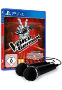 The Voice of Germany + 2 Mics (PlayStation 4) für 69,99 Euro