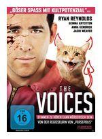 The Voices (DVD) für 12,99 Euro