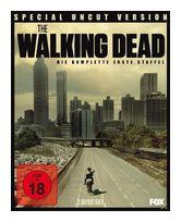 The Walking Dead - Staffel 1 Limited Edition (BLU-RAY) für 24,99 Euro