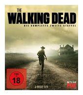 The Walking Dead - Staffel 2 Limited Edition (BLU-RAY) für 22,99 Euro