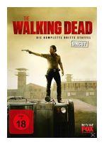 The Walking Dead - Staffel 3 Uncut Edition (DVD) für 15,99 Euro
