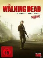 The Walking Dead - Staffel 5 Uncut Edition (DVD) für 14,99 Euro