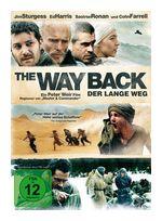 The Way Back - Der lange Weg (DVD) für 7,99 Euro