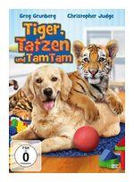 Tiger, Tatzen und TamTam (DVD) für 5,99 Euro