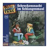 TKKG 144: Die Schreckensnacht im Schlangenmaul (CD(s)) für 6,99 Euro