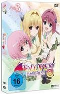 To Love Ru - Darkness – 3. Staffel – Vol. 3 (DVD) für 25,99 Euro
