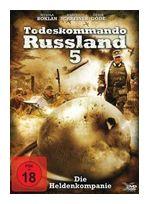 Todeskommando Russland 5 (DVD) für 9,99 Euro