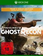 Tom Clancy's: Ghost Recon Wildlands - Year 2 Gold Edition (Xbox One) für 59,99 Euro