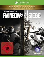 Tom Clancy's Rainbow Six Siege (Gold Edition) (Xbox One) für 49,99 Euro