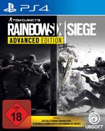 Tom Clancy's Rainbow Six Siege - Advanced Edition (PlayStation 4) für 39,99 Euro