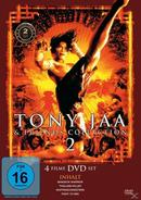 Tony Jaa Cox 2: Bangkok Warrior, Thailand Killer DVD-Box (DVD) für 9,99 Euro