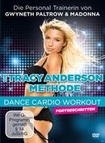 Tracy Anderson - Dance Cardio für Fortgeschrittene (DVD) für 12,99 Euro