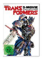 Transformers-5-Movie Collection (DVD) für 24,99 Euro