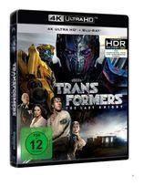 Transformers: The Last Knight (4K Ultra HD BLU-RAY + BLU-RAY) für 22,99 Euro