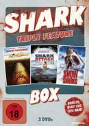 Triple Feature Shark Box (DVD) für 4,99 Euro
