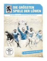 TSV 1860 München - Die größten Spiele der Löwen (DVD) für 16,99 Euro