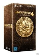Uncharted 4: A Thief's End - Libertalia Collector's Edition (PlayStation 4) für 139,00 Euro