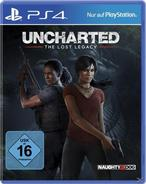 Uncharted: The Lost Legacy (PlayStation 4) für 19,99 Euro