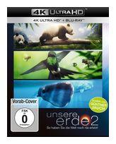 Unsere Erde 2 - 2 Disc Bluray (4K Ultra HD BLU-RAY + BLU-RAY) für 29,99 Euro