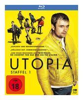 Utopia - Staffel 1 - 2 Disc Bluray (BLU-RAY) für 12,99 Euro