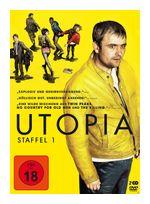 Utopia - Staffel 1 - 2 Disc DVD (DVD) für 9,99 Euro