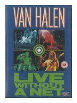 Van Halen - Live without a Net (DVD) für 12,99 Euro