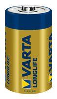 Varta Longlife Extra Mono D 4120 1,5V Batterie Alkaline 4er Pack für 5,99 Euro
