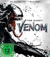 Venom - 2 Disc Bluray (4K Ultra HD BLU-RAY + BLU-RAY) für 37,99 Euro