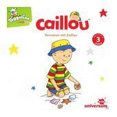 Verreisen mit Caillou (CD(s)) für 6,99 Euro