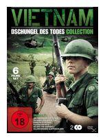 Vietnam Collection - Dschungel des Todes (DVD) für 9,99 Euro