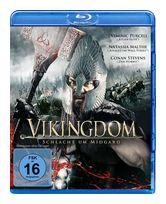 Vikingdom - Schlacht um Midgard (BLU-RAY) für 7,99 Euro
