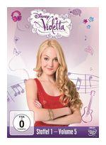 Violetta - 1. Staffel, Teil 5 - 2 Disc DVD (DVD) für 8,99 Euro