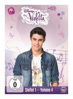 Violetta - 1. Staffel - Volume 4 - 2 Disc DVD (DVD) für 8,99 Euro