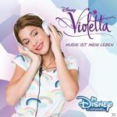 Violetta: Musik Ist Mein Leben (OST/VARIOUS) für 18,99 Euro