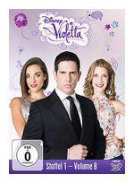 Violetta Staffel 1 Part 8 (DVD) für 8,99 Euro