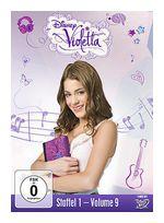 Violetta Staffel 1 Part 9 (DVD) für 8,99 Euro