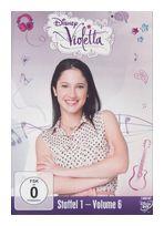 Violetta - Staffel 1, Teil 6 (Folge 14-48) - 2 Disc DVD (DVD) für 8,99 Euro