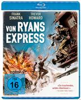 Von Ryan's Express (BLU-RAY) für 9,99 Euro