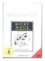 Walt Disney Kostbarkeiten - Micky Maus in schwarz-weiß - Vol. 1 (DVD) für 9,99 Euro