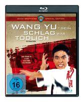 Wang Yu - Sein Schlag war tödlich Special Edition (BLU-RAY) für 7,99 Euro