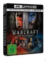 Warcraft: The Beginning (4K Ultra HD BLU-RAY) für 27,99 Euro