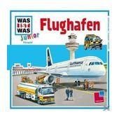 WAS IST WAS? Junior 07: Flughafen (CD(s)) für 4,99 Euro