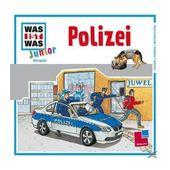 WAS IST WAS? Junior 08: Polizei (CD(s)) für 4,99 Euro