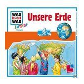 WAS IST WAS? Junior 10: Unsere Erde (CD(s)) für 4,99 Euro