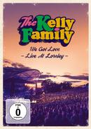 WE GOT LOVE (LIVE AT LORELEY) (The Kelly Family) für 22,99 Euro