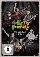 WE GOT LOVE (LIVE) (The Kelly Family) für 22,99 Euro