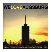 We Love Augsburg (VARIOUS) für 14,99 Euro